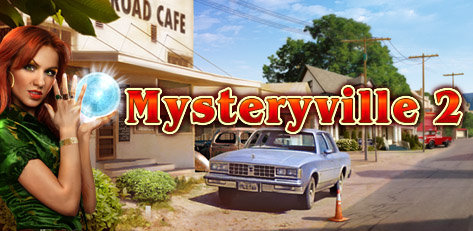 Mysteryville 2: Hidden Object Crime Adventure