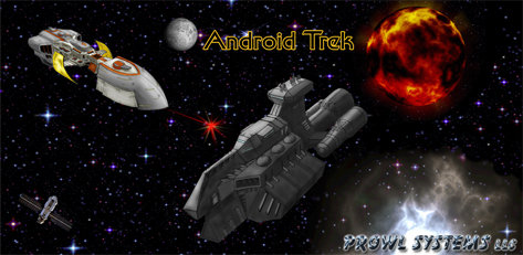 Android Trek - Galaxy Defense