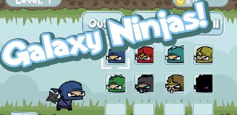 Galaxy Ninjas