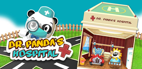 Dr. Panda's Hospital - Fun Animal Game for Preschoolers