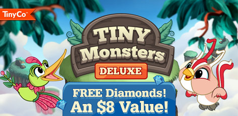 Tiny Monsters Deluxe