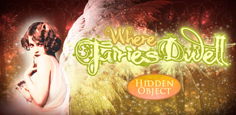 Hidden Object - Where Fairies Dwell