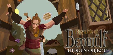 I Spy a Tale of Beowulf - Hidden Objects