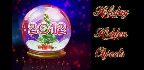 2012 Holiday Hidden Objects