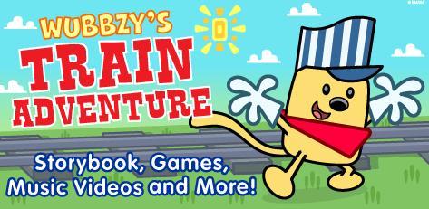 Wubbzy's Train Adventure
