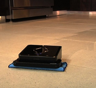 Mint Plus Robotic Hard Floor Cleaner