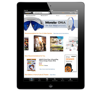 Get the Amazon Mobile App