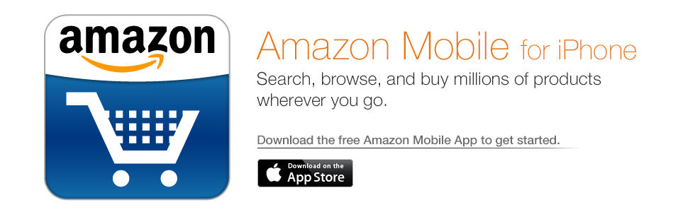 Amazon Mobile for iPhone