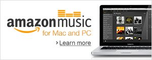 Amazon Music for MAC and PC