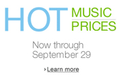 Hot Music, Hot Prices