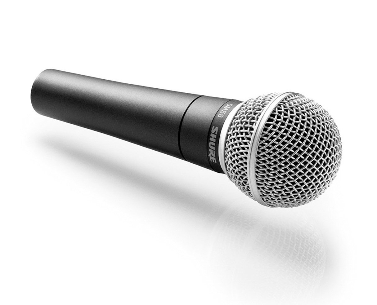 Amazon.com: Shure SM58-CN Cardioid Dynamic Vocal Microphone with Cable