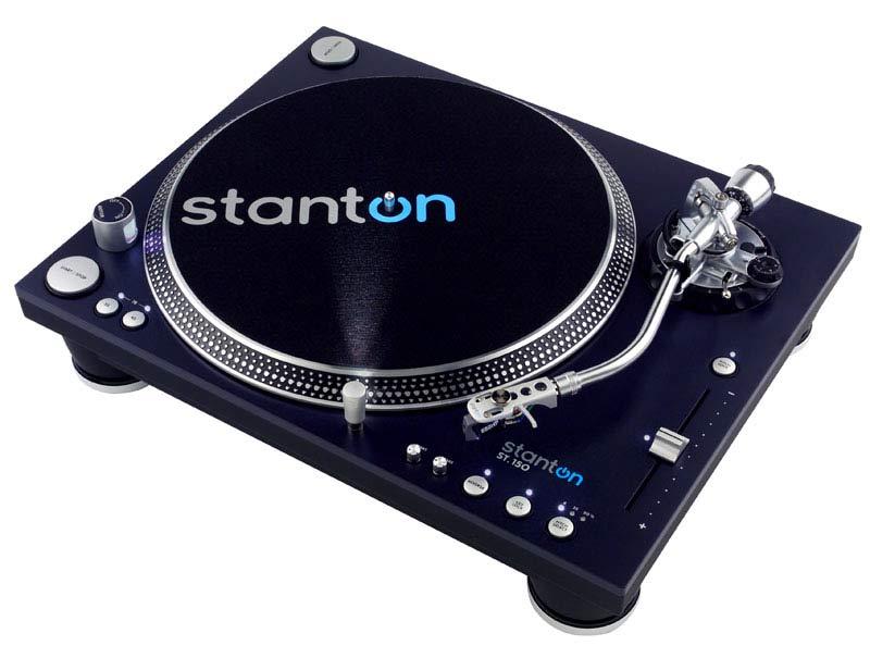 Amazon.com: Stanton ST-150 Turntable with Cartridge (S