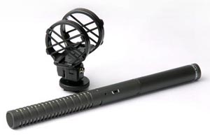 NTG2 Multi-Powered Condenser Shotgun Microphone