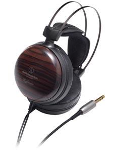 Audio Technica ATH W5000 Audiophile Closed Back Headphones