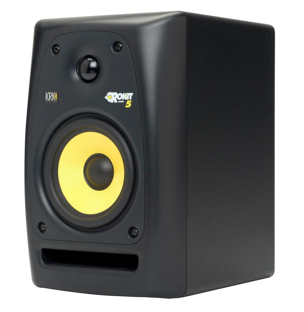 Amazon.com: KRK RP5G2 Rokit G2 5In Powered Studio Monitor (Single