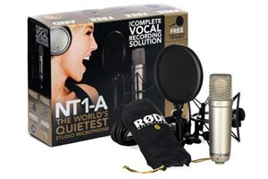 NTG1 Condenser Shotgun Microphone