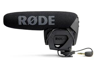 VIDEOMIC PRO Compact Directional On-camera Microphone