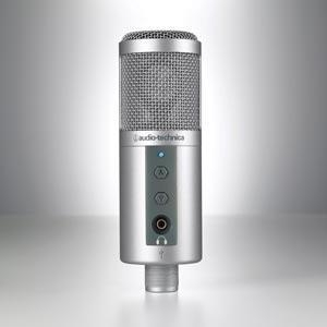 Audio Technica ATR2500 USB Microfone Condensador
