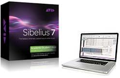 Sibelius 7 - Student Edition