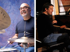 Peter Erskine and Alan Pasqua