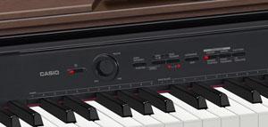 Casio Privia PX850 Digital Piano, Brown