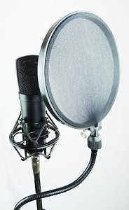 Nady MPF-6 Pop Filter for Vocal Microphones