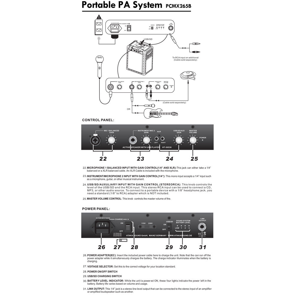 battery powered sound systems diagram  battery  free