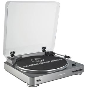 AT-LP60 Fully Automatic Stereo Turntable System