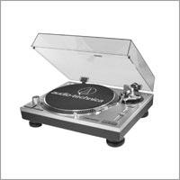 Audio-Technica AT-LP120-USB Direct-Drive Professional Turntable (USB & Analog)
