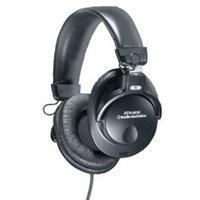 Audio-Technica ATH-M30 Professional Studio Monitor Closed-back Dynamic Stereo Headphones