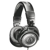 Audio-Technica ATHM50 Professional Monitor Headphones