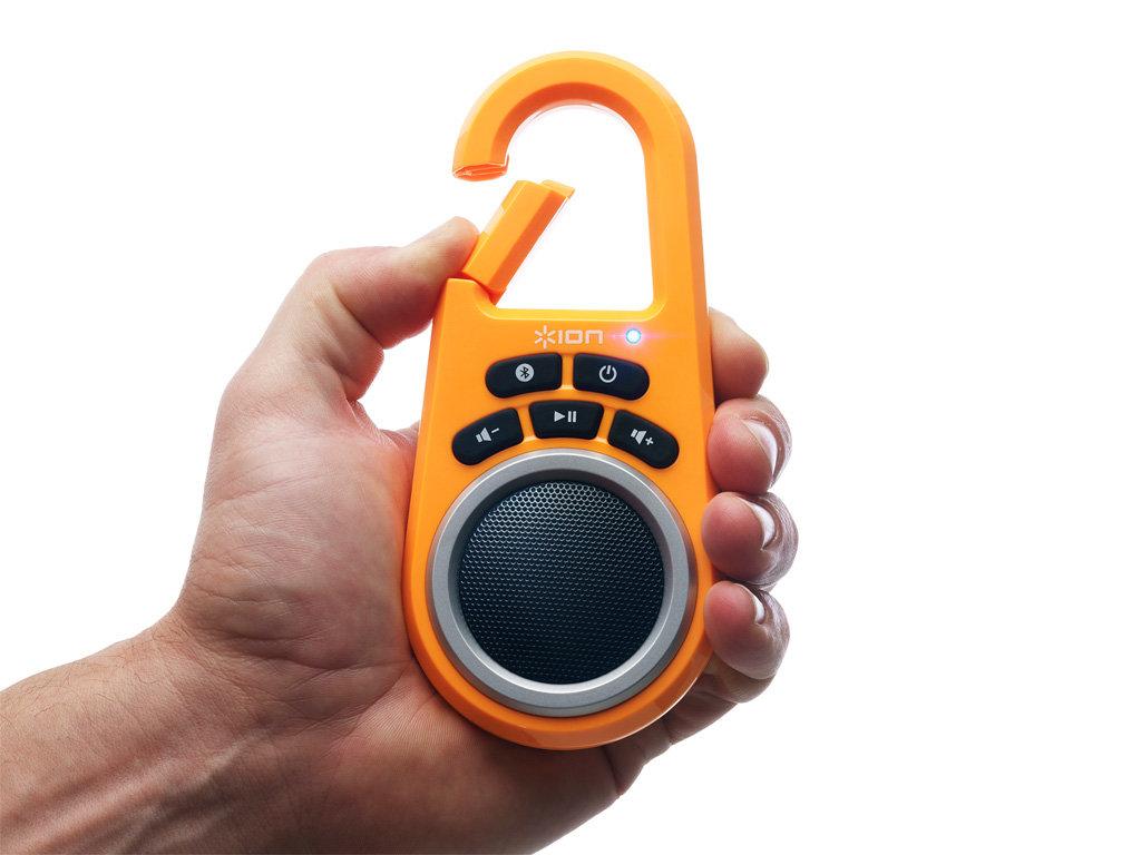 Amazon.com: ION Clipster Ultra-Portable Bluetooth Speaker
