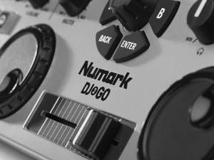 Numark DJ 2 Go Detail Image