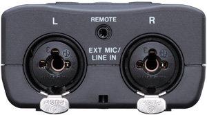 DR-40 XLR Inputs