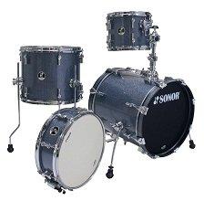 The Safari 4-Piece Drum Set.