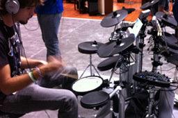 Drummer in the BedRoom