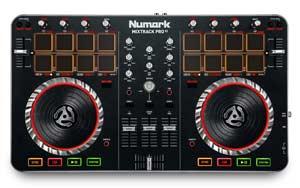 Numark Mixtrack Pro II Top