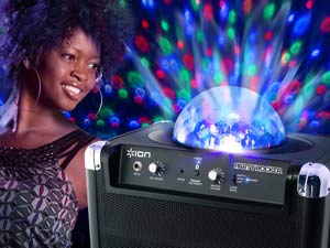Ion Audio Party Rocker Lifestyle Image