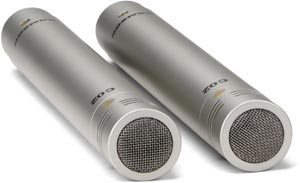 Samson C02 Condenser Microphones