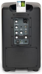 Samson XP40iw Portable PA