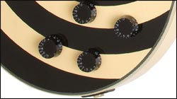 Epiphone Zakk Wylde Les Paul Custom Plus Bullseye