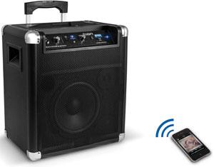 ION Block Rocker Bluetooth Portable Speaker