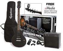 Epiphone Les Paul Performance Pack