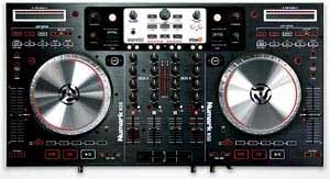 Numark NS6 4-Channel Digital DJ Controller