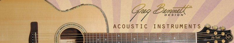 Acoustic guitars.