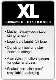 D'Addario XL's - Why You Need 'Em
