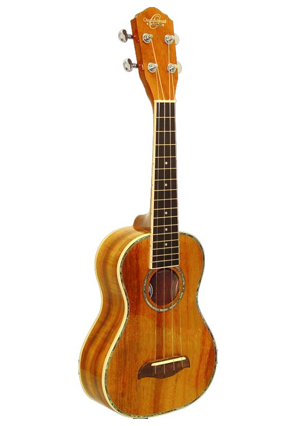 Amazon.com: Oscar Schmidt OU5 Concert Ukulele: Musical Instruments