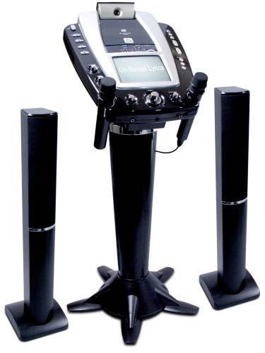 karaoke machine speakers