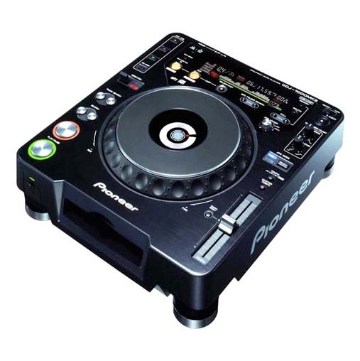 pioneer cdj 1000mk3 professional cd mp3 turntable musical instruments. Black Bedroom Furniture Sets. Home Design Ideas