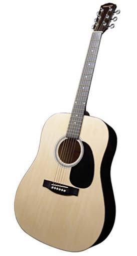 Amazon.com: Fender Starcaster Acoustic Guitar Pack with